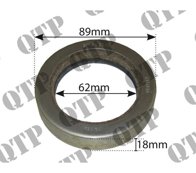 Brake Axle Seal Super Major
