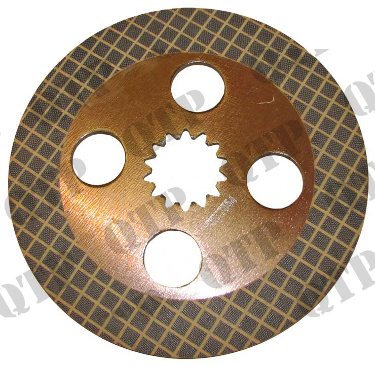 Brake Disc Ford TM120 130 140 155 Heavy Duty