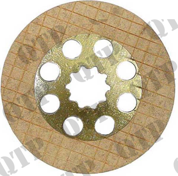 Brake Disc IHC 856 Friction