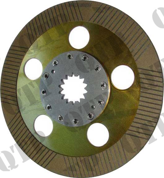 Brake Disc John D 61-66/10/20's Genuine