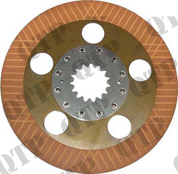 Brake Disc John Deere 40 50 - 15 Spline