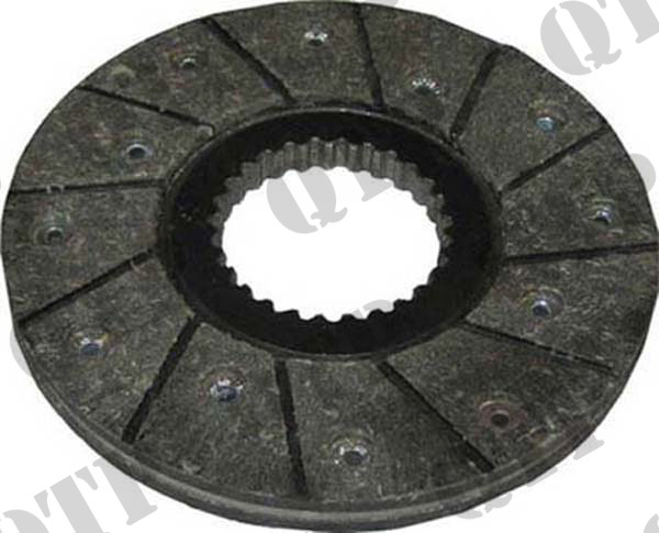 Brake Disc Major 165mm 27 Splines - Dry