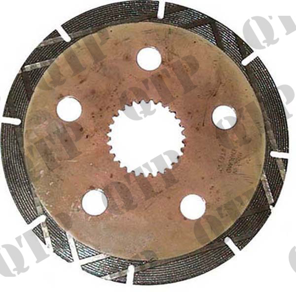 "Brake Disc Wet Bronze 10 Per Tractor (8.75"" X 27 Splines)"