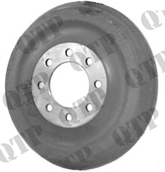 Brake Drum Ford 2000 3000 - Late Type