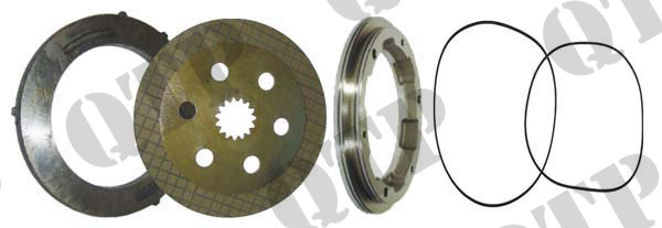 Brake Kit John Deere 6100 - 6620 - Both Sides