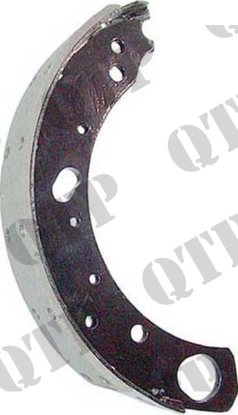 Brake Shoe 20 D TVO Complete