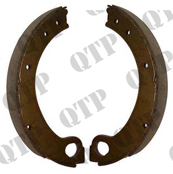 Brake Shoe Ford - Per Pair Square