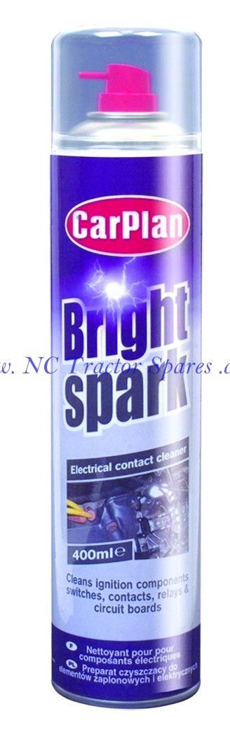 Bright Spark - Electrical Contact Cleaner 400ML