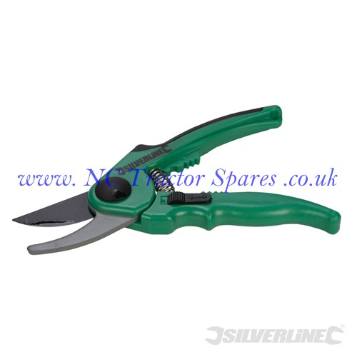 Bypass Secateurs 210mm (Silverline)