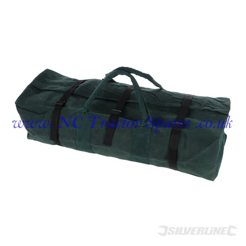 Canvas Tool Bag Large 760mm (Silverline)