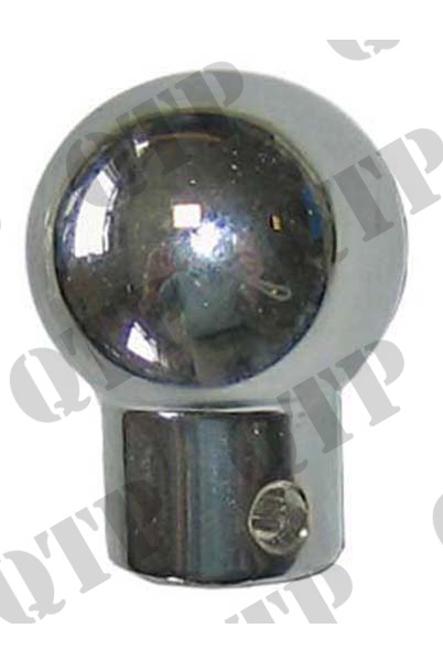 Chrome Lever Knob 20 TVO