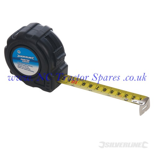 Chunky Tape 5m x 25mm (Silverline)