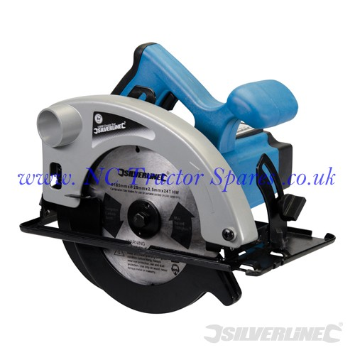 Circular Saw 185mm 185mm (Silverline)