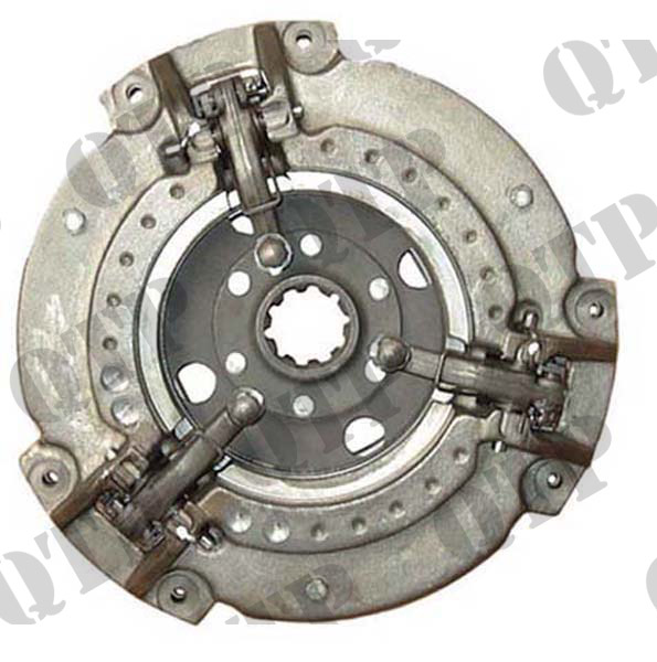 "Clutch Assembly 135 11"" 6 Spring"