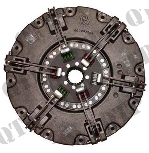 "Clutch Assembly Deutz DX80 DX110 12""/12"