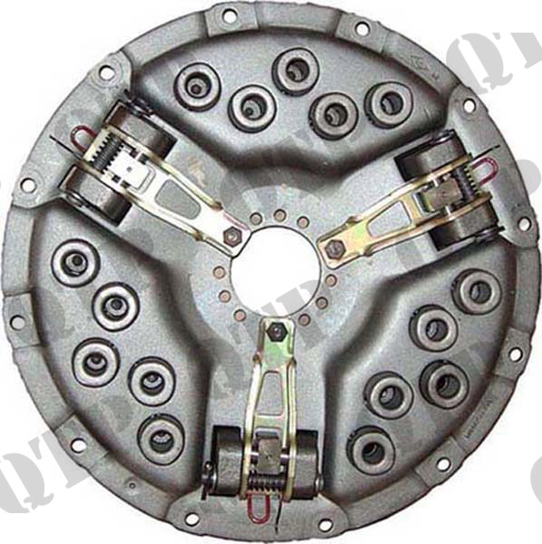 "Clutch Assembly Ford TW15 20 25 30 35 14"", Single"