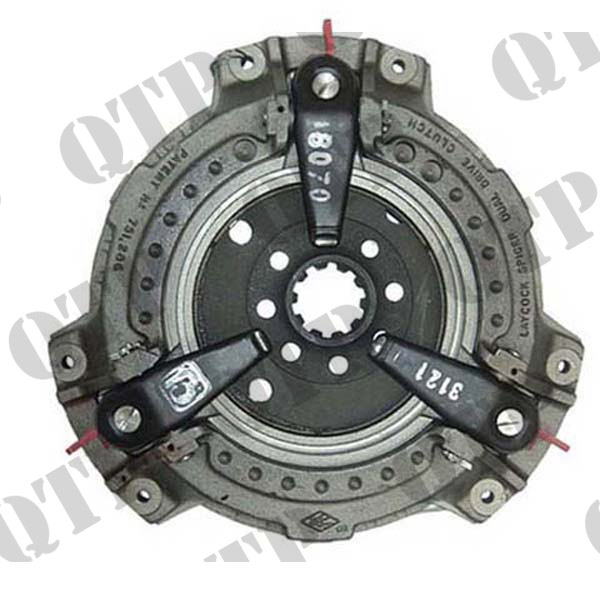 Clutch Assembly IHC 414 Dual