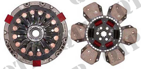 Clutch Assembly John Deere 3650 & Disc Only