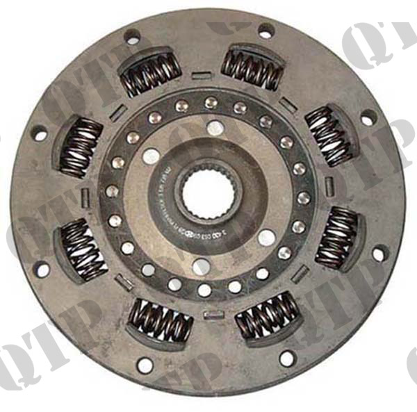 Clutch Damper 4200 Early Type 272mm