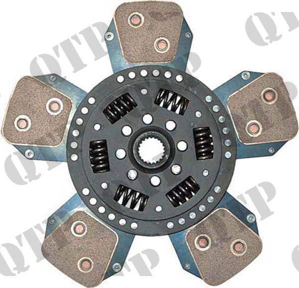 "Clutch Disc 399 699 390T 390 13"" 5 Paddle LUK"