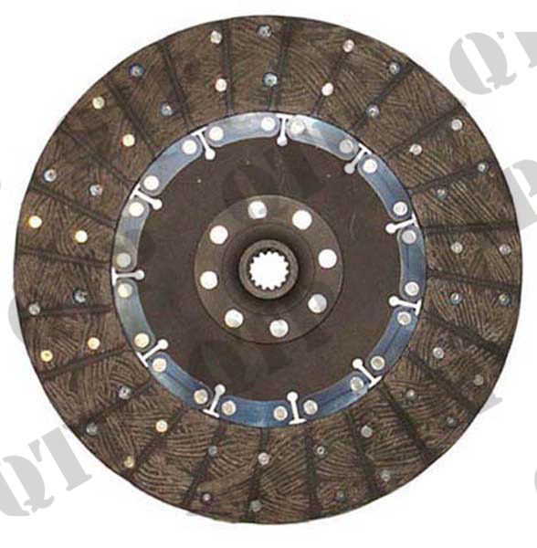 "Clutch Disc Ford 13"" 15 Splined Organic"