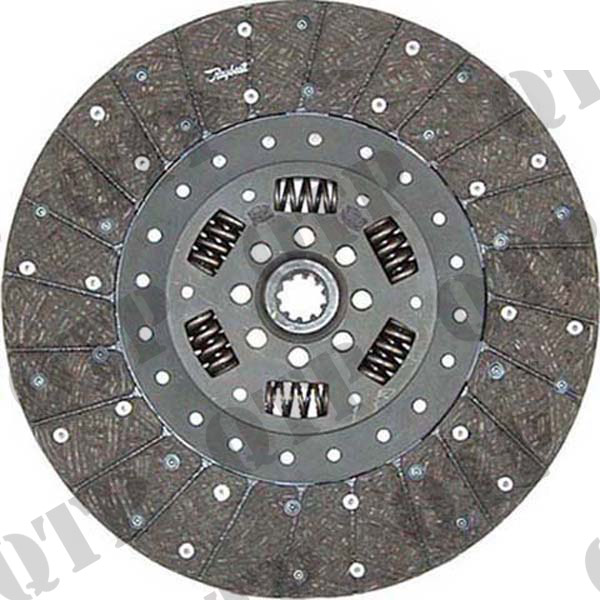"Clutch Disc Ford 4000 4600 13"" 10 Spl Organic"