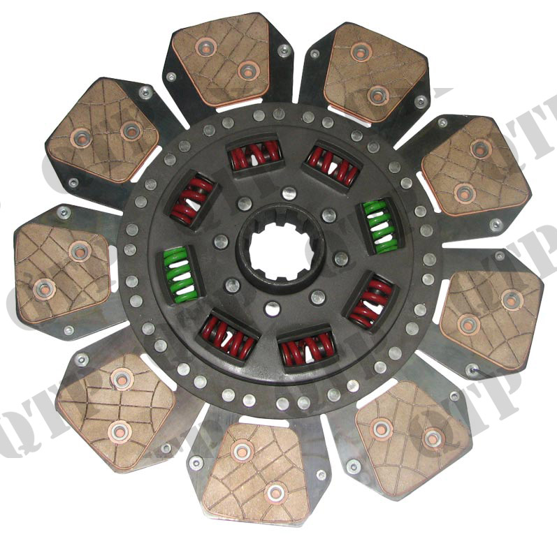 "Clutch Disc Ford 7840 13"" Bronze"