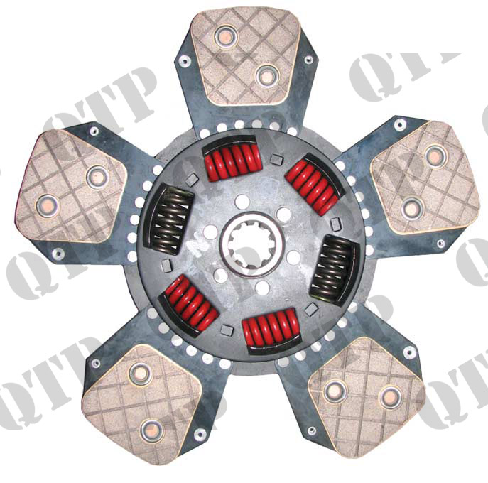 Clutch Disc John Deere 30 40 50 5 Paddle