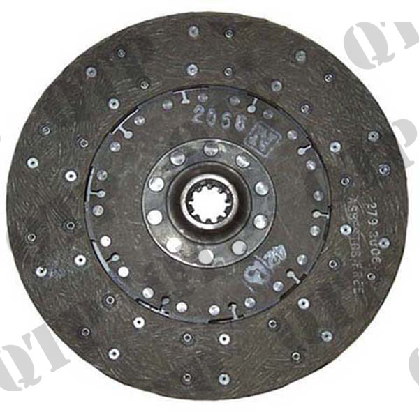 "Clutch Disc Leyland 11"" - 1 1/8 10 Spd"