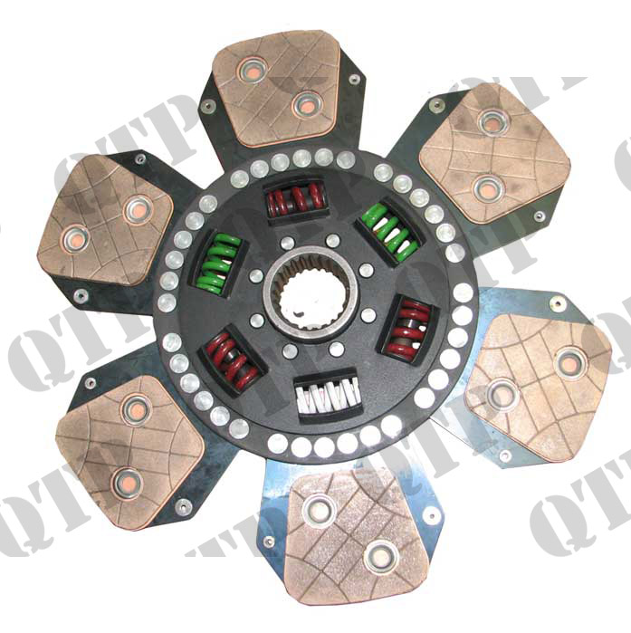 Clutch Disc Same Clutch Kit 6 Paddle 13