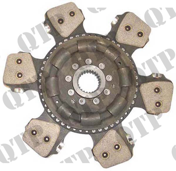"Clutch Disc Same Explorer 75 80 90 12"" Main"
