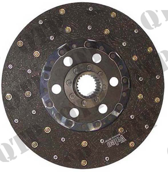 "Clutch Disc Same Tiger/Leopard 14"" 24 Spl M/D"
