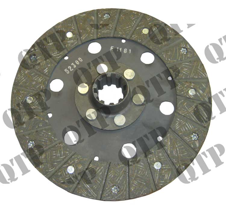 Clutch Disc TE20 10 Spline 9