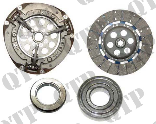"Clutch Kit 100 200 500 600 Split Torque 12""."
