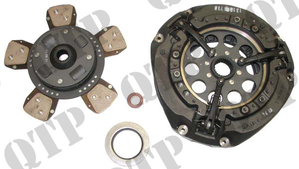 "Clutch Kit 390 4225 4235 12"" Cable Type LUK"