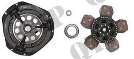 "Clutch Kit 390T 699 13"" LUK & Bronze Disc"