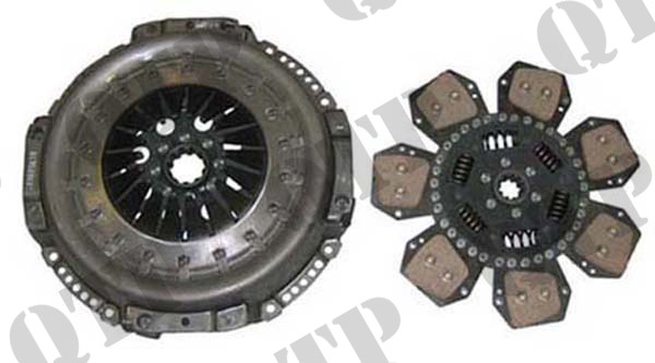 Clutch Kit Case CX80/90/100 c/o 7 Paddle Disc