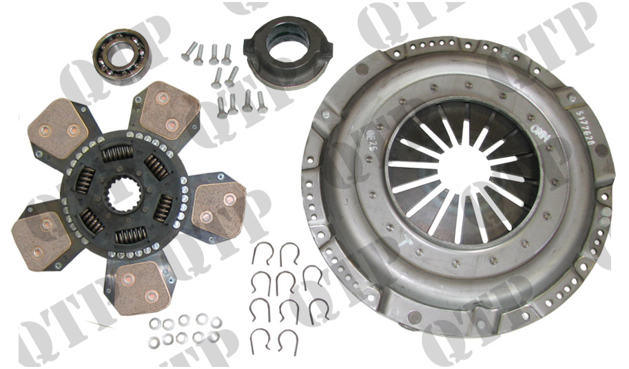 "Clutch Kit Fiat 13"" F100-120/60's TM115-140"