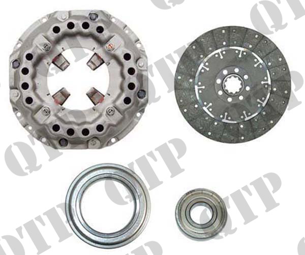 "Clutch Kit Ford 5000 6600 12"" DP"