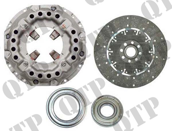 "Clutch Kit Ford 5000 6600 12"" NDP"