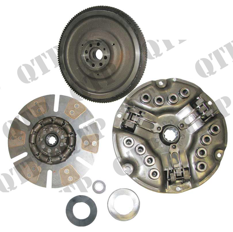 "Clutch Kit IHC 12"" c/o Flywheel IHC 885"