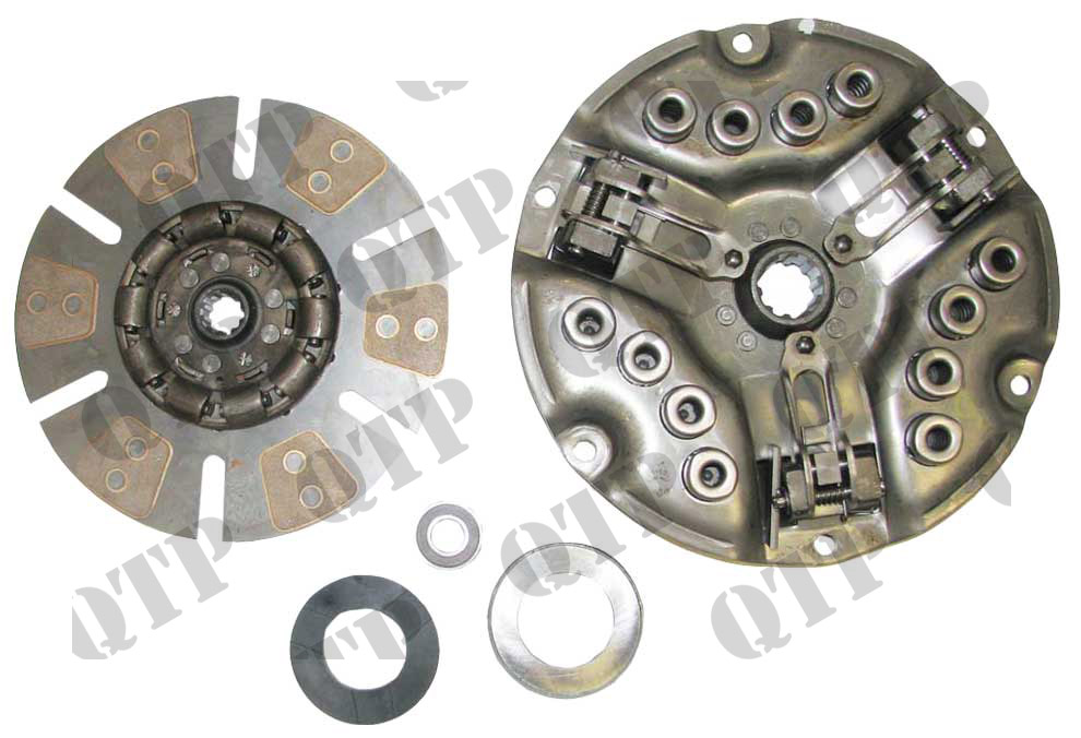 "Clutch Kit IHC 12"" Rockford IHC 12"" 42 Series"
