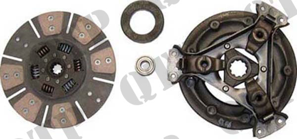 Clutch Kit IHC 684 784 6 Paddle Double Sprin