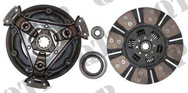 Clutch Kit IHC 684 784 8 Paddle 11