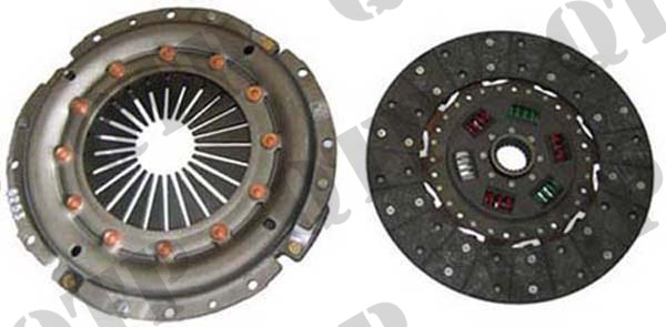 "Clutch Kit Same 13"" C/O Organic Disc"