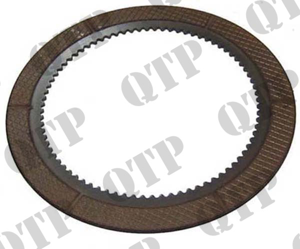 Clutch Plate Ford 7610 DP Large Sintered