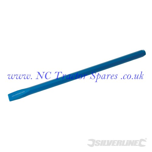 Cold Chisel  25 x 450mm (Silverline)