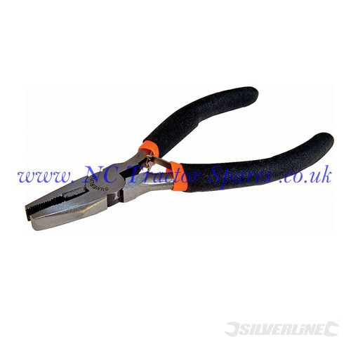 Combination Electronics Pliers 125mm (Silverline)