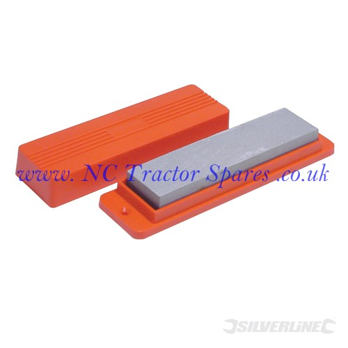 Combination Sharpening Stone 200 x 50 x 25mm (Silverline)