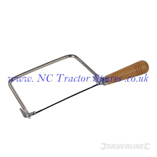 Coping Saw 170mm (Silverline)